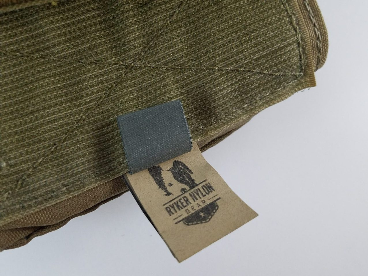 Rykers Tactical nylon AFAK Review