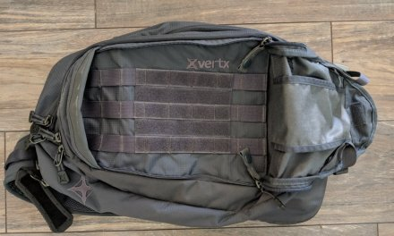 Vertx EDC Commuter Sling Bag Review