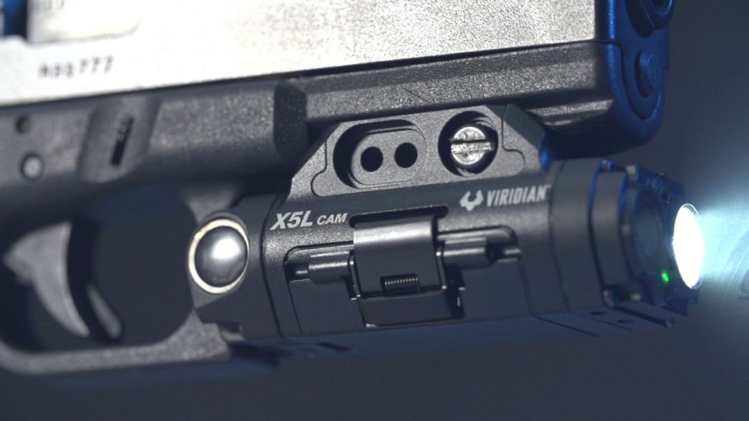 VIRIDIAN X5L G3 WEAPON LIGHTS NOW AVAILABLE at mtg