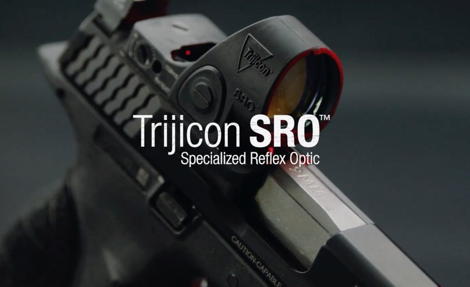 Trijicon SRO Pistol Optic