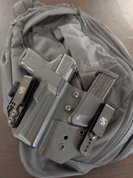 Stay Ready Gear Full House AIWB Holster Reviews