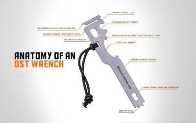 O.S.T Survival Wrench Giveaway