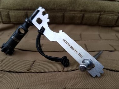 Operator Survival Tool Giveaway