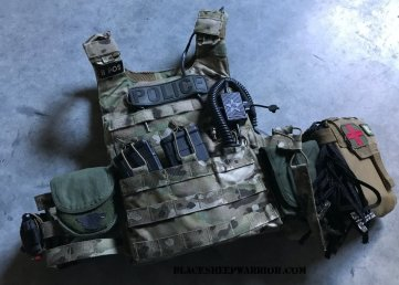 TAG Vanguard Plate Carrier Review