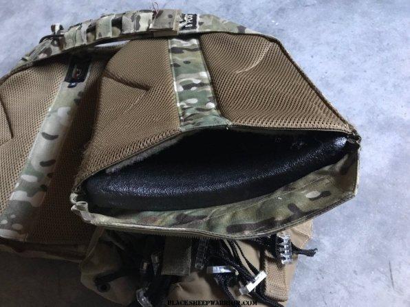 Tag Plate Pocket Vanguard Review