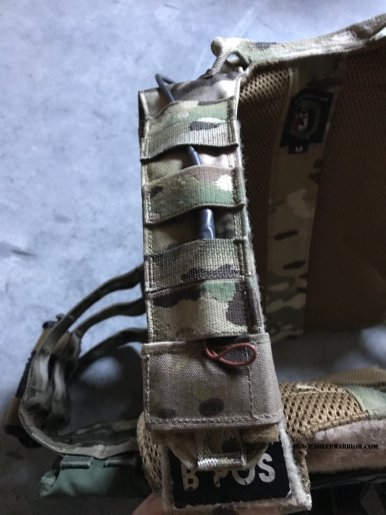 Vanguard Plate Carrier shoulder straps