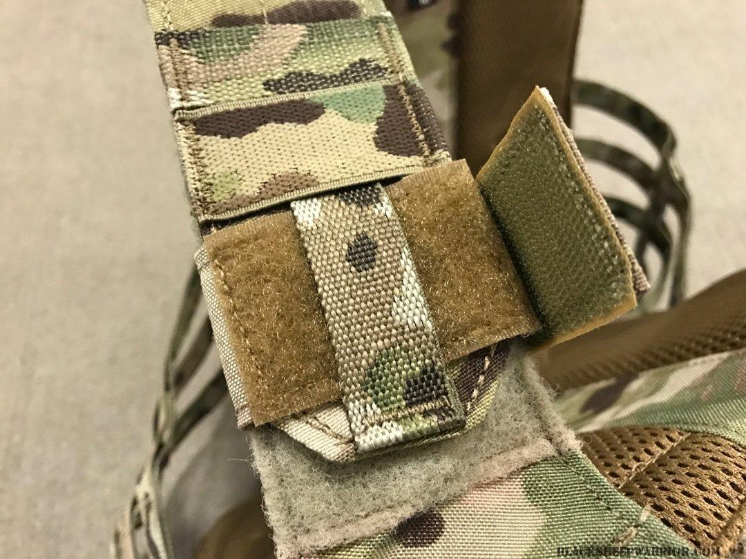 Vanguard Slow profile shoulder Straps