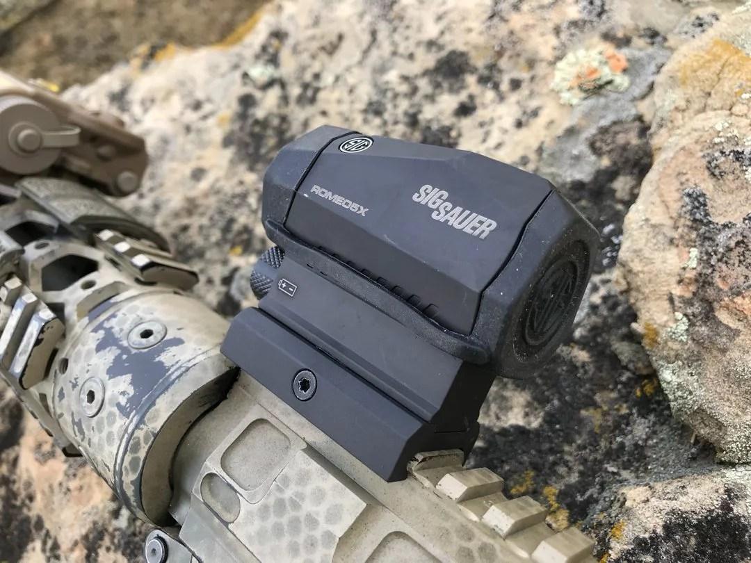 SIG ROMEO 5 Green Dot Predator Review