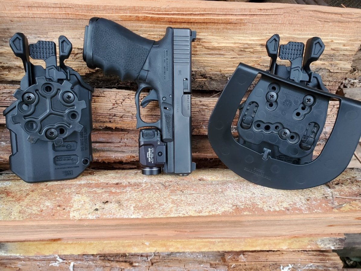 Blackhawk Glock 17 T-Series Holster Review