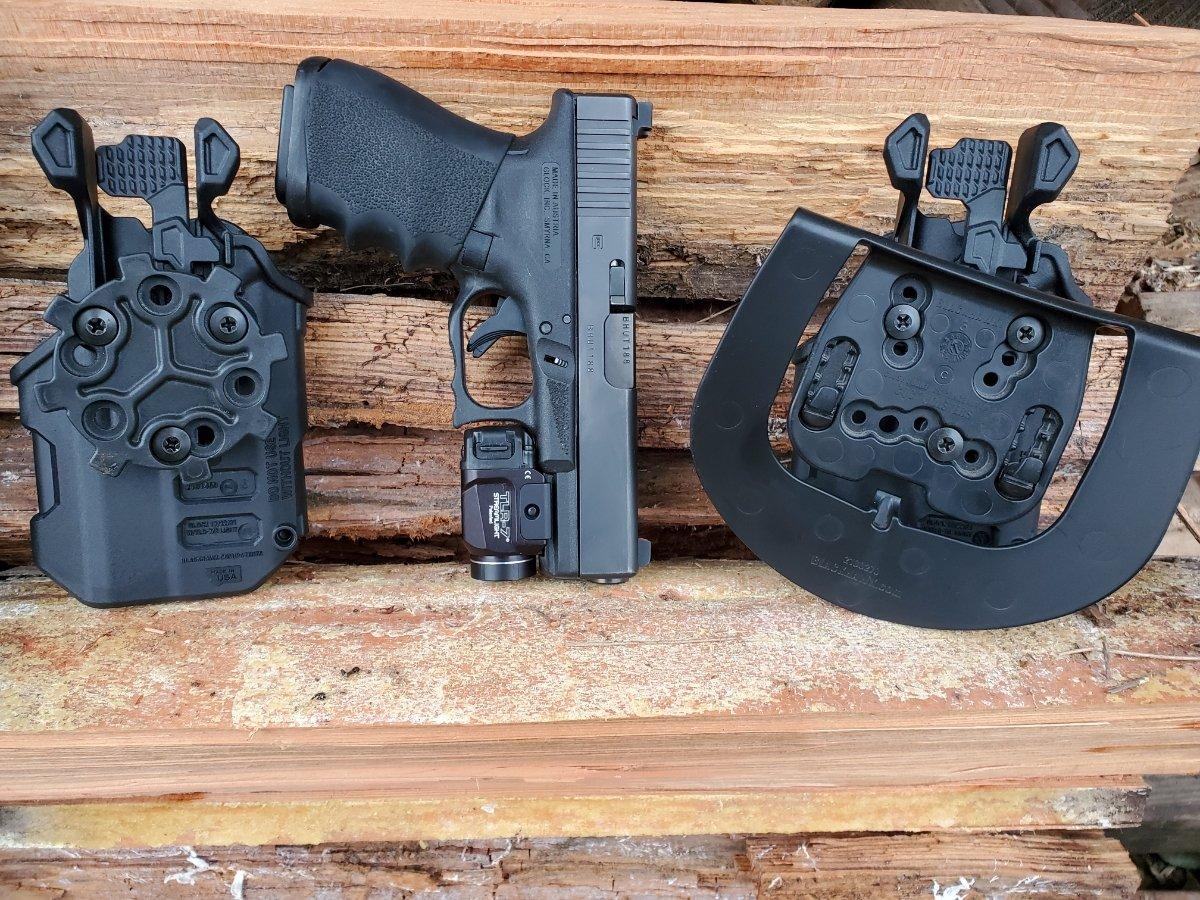 Blackhawk Glock 17 T-Series Holster Review