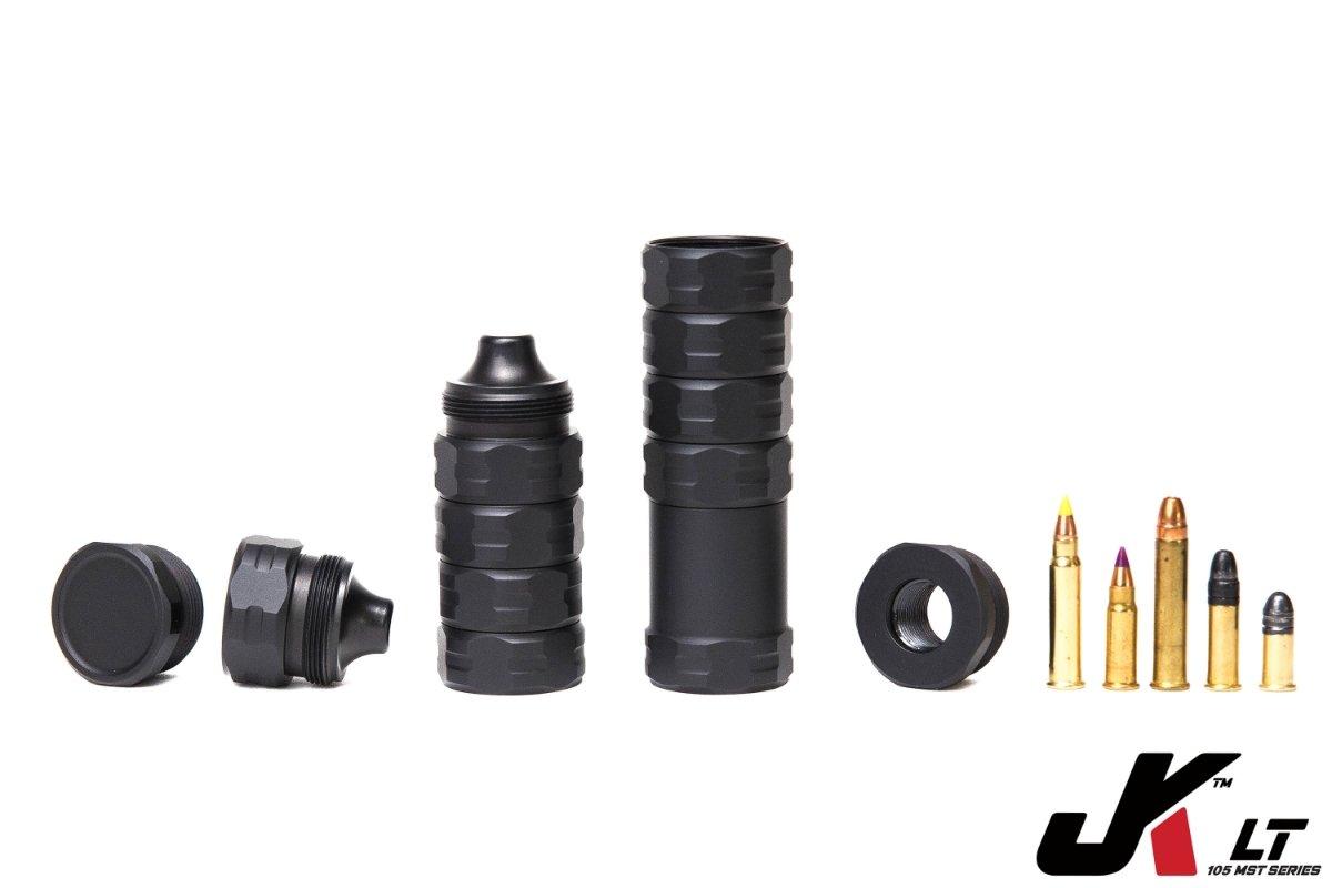 JK 105LT Rimfire MST for future suppressor
