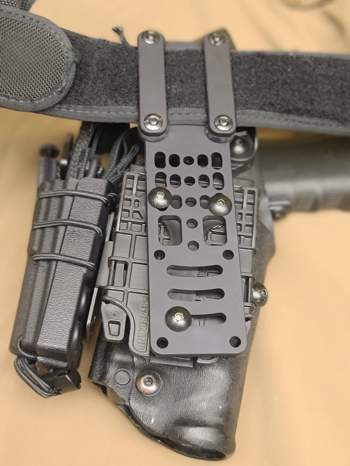 Duty Holster adapters