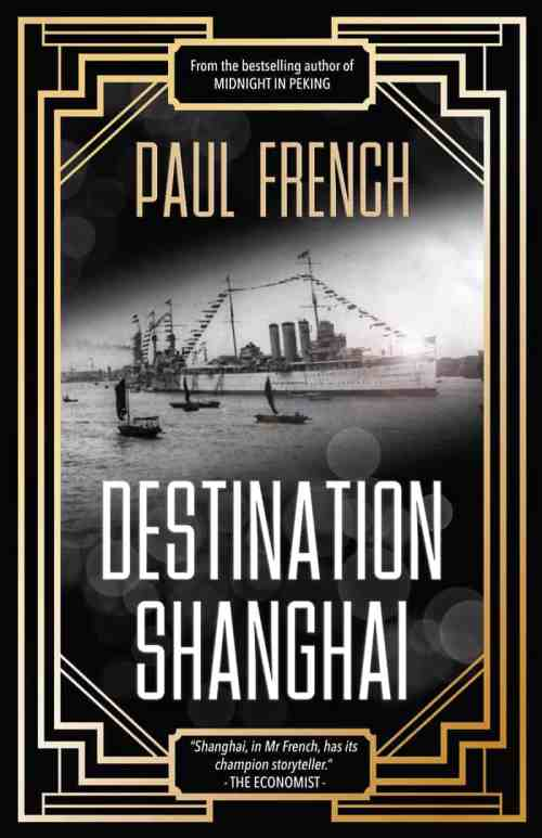 Destination Shanghai