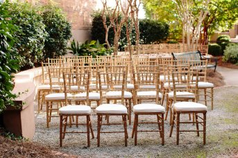 Courtyard Ceremony Venue