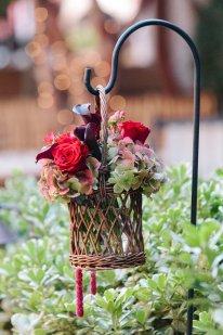 Blacksmith Shop Flowers