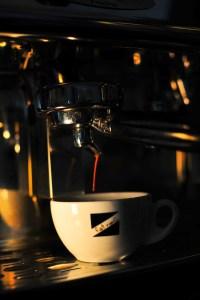 Fresh Coffee Brewing