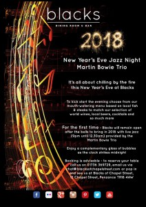 New Year's Eve 2017 Poster