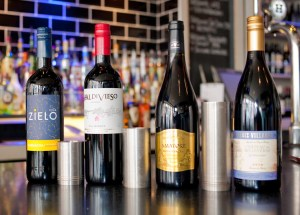 Red wines at Blacks of Chapel Street