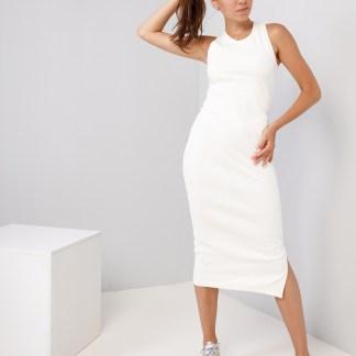 Naiste kleit COLOR BS - L, White
