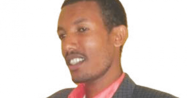 Africas Journalists Honor Jailed Ethiopian Editor