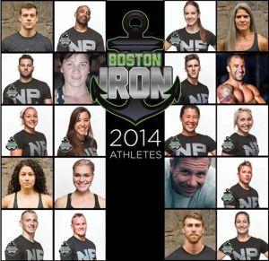 The Boston Iron