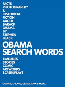 Obama Search Words by Stephen Black