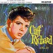 Cliff Richard album cover