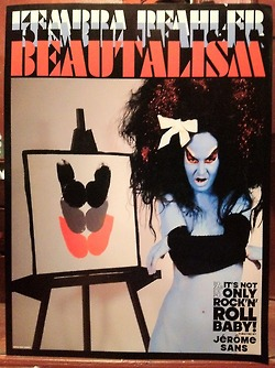 beautalism Kembra Canvas