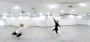 360 Dance test