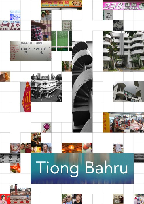 Tiong Bahru artworks