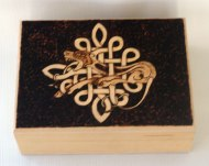 BlackSunArts Tangled Hound Box