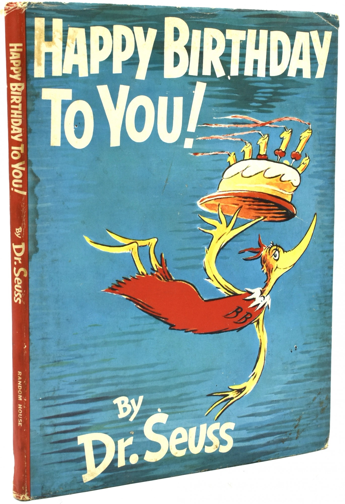 Happy Birthday To You Dr Seuss Early Printing