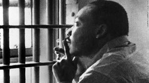 Mlk Jr in jail