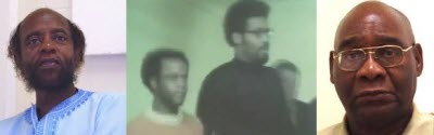 Ed Poindexter & Monda We Langa (David Rice being charged for murder they did not commit.