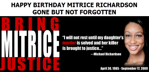Justice for Mitrice