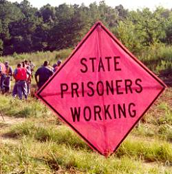Prisoners Working