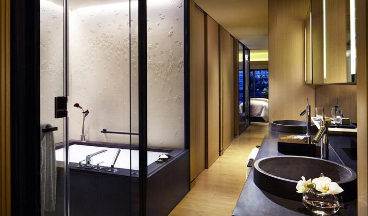 The Ritz Carlton Kyoto Black Tomato