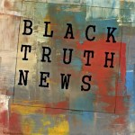 black truth logo color