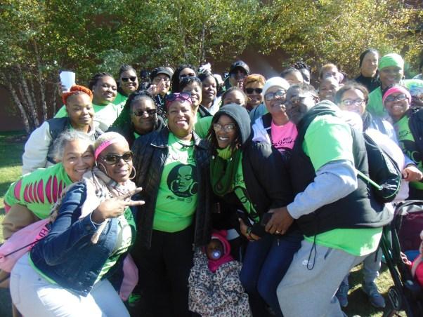 Testimony & Triumph From Sista Strut in Chicago