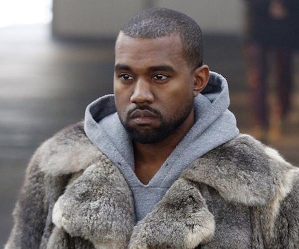 Kanye West Sells 'Church Clothes' at Coachella