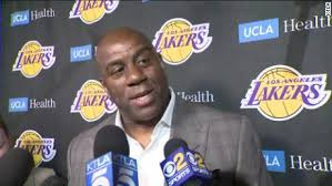 Poof!…Just Like that, Magic Disappears from Lakers Job
