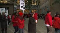 Video Extra >>> Chicago Teachers Head To Picket Line