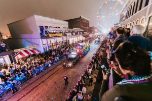 Mardi Gras Could be the Reason for Coronavirus Surge in Louisiana