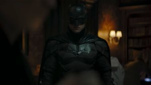'The Batman' debuts its first trailer with Robert Pattinson as a gritty Dark Knight