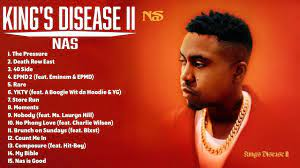 Nas King Disease II shows us he still can make a good album (Album Review)