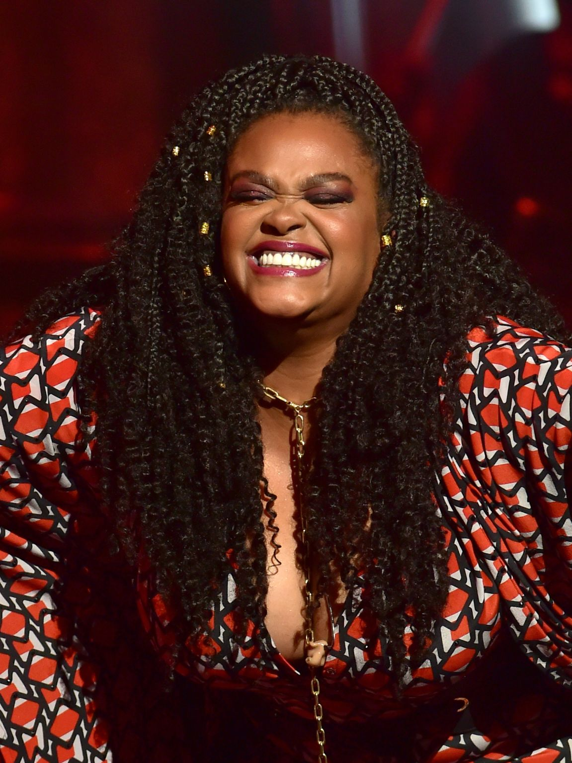 Jill Scott Considers Moving From The US To Protect Her 12 Year Old Son
