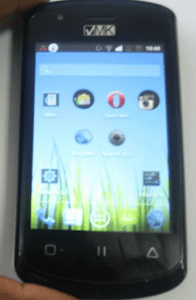 VMK Smart phone - the first African designed phone
