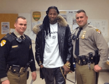 Two Chains arrested