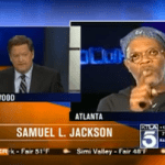Samuel L Jackson puts news anchor on blast for mistaking him for Laurence Fishburne