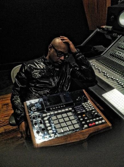 Multi-Platinum Producer Ensayne Wayne/CEO Ensayne Music Group